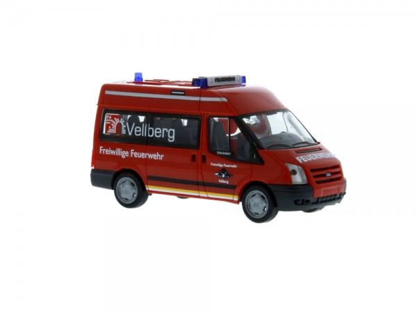 Ford Transit ´06 Feuerwehr Vellberg, 1:87