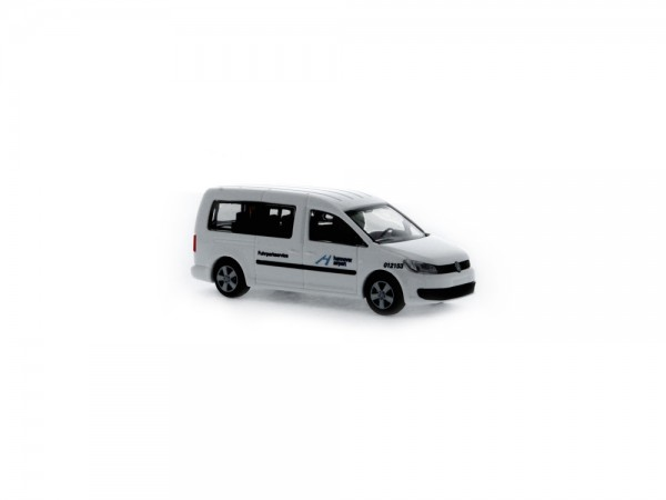 Volkswagen Caddy Maxi Bus ´11 Hannover Airport Fuhrparkservice, 1:87