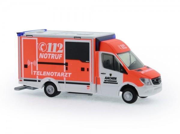 WAS Design-RTW Rettungsdienst BF Aachen, 1:87