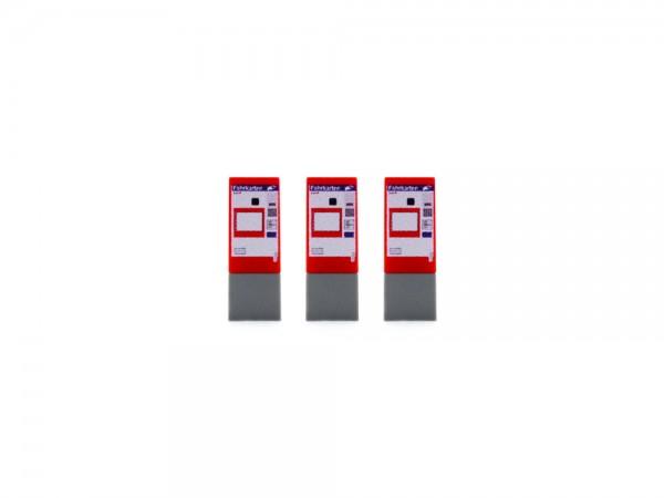 Fahrkartenautomat ÖBB (AT) 3 Stück, 1:120