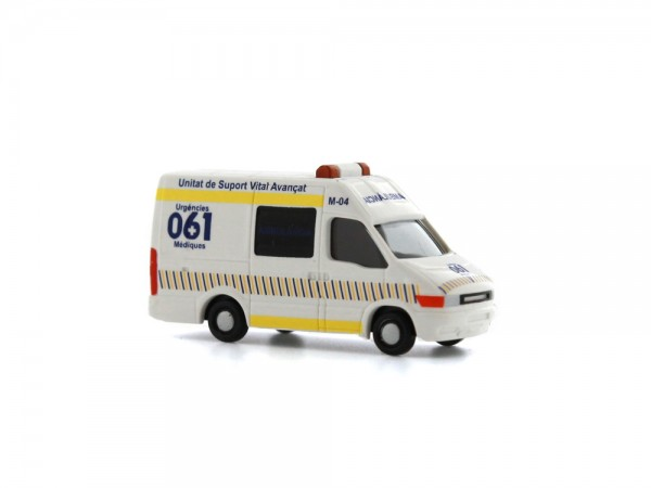 Iveco Daily Ambulancia (ES) 1:160