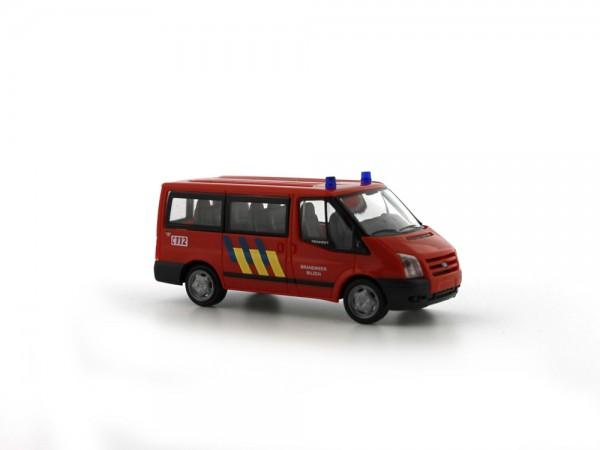 Ford Transit 06 Brandweer Bilzen (BE), 1:87