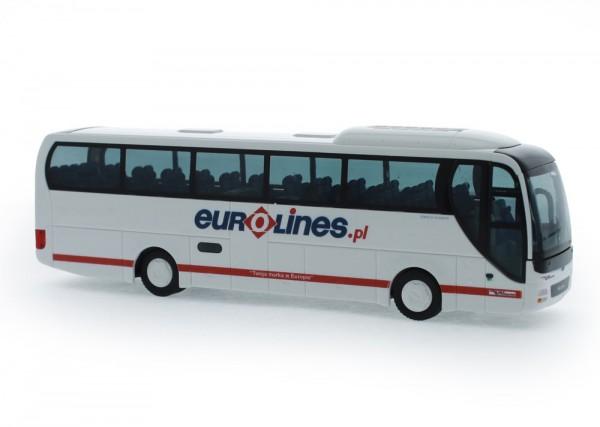 MAN Lion´s Coach ´15 Eurolines (PL), 1:87