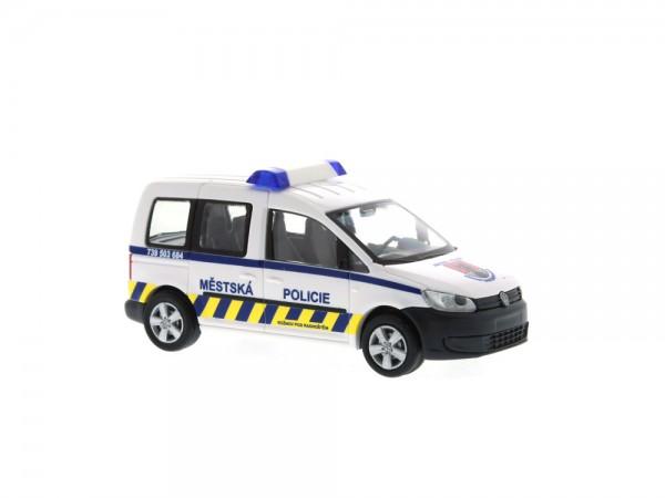 Volkswagen Caddy Bus ´11 Mestska Policie (CZ), 1:87