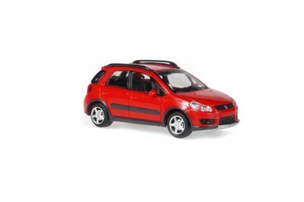 Suzuki SX4 neutral, 1:87