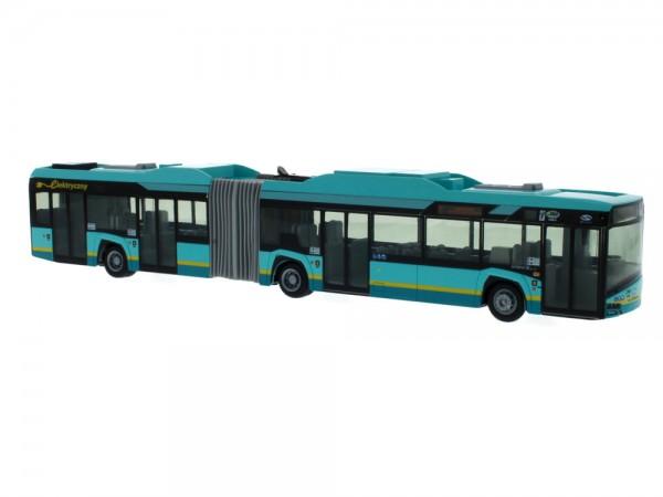 Solaris Urbino 18´14 electric PKM Jaworzno (PL), 1:87