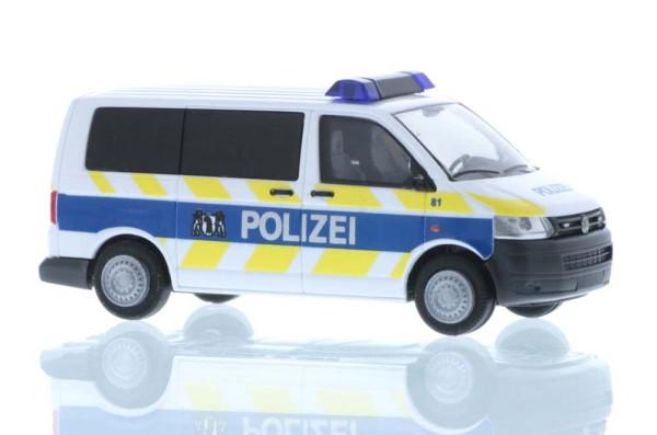 Volkswagen T5 ´10 Polizei Basel Stadt (CH), 1:87