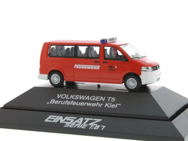 Volkswagen T5 ´10 Berufsfeuerwehr Kiel, 1:87