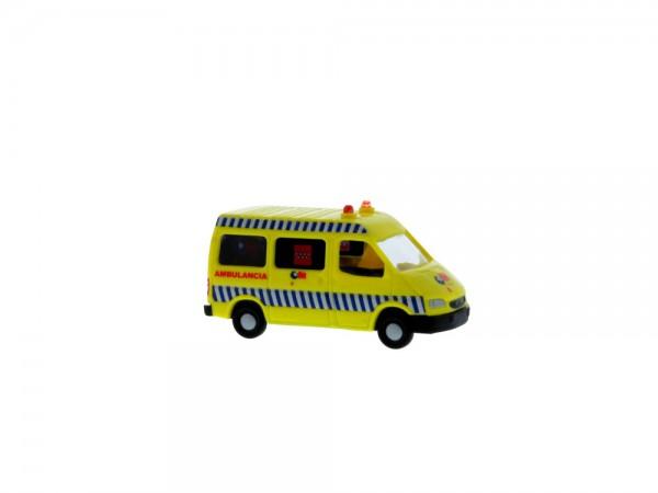 Ford Transit Kasten Ambulancia Madrid (ES), 1:160