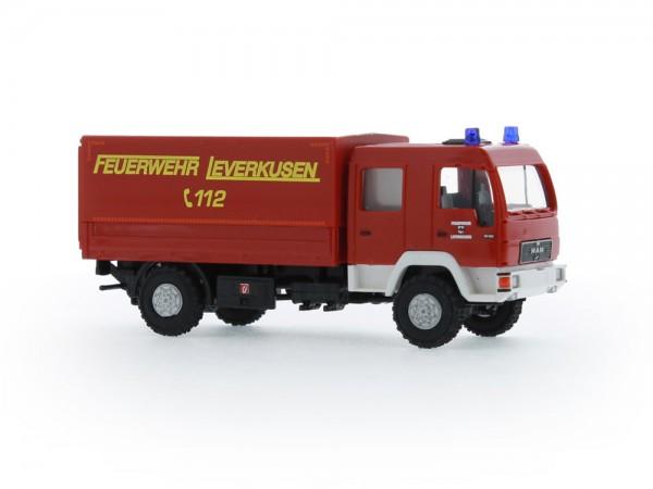 MAN Dekon-P FW Leverkusen, 1:87