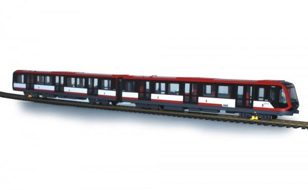 Siemens G1 U-Bahn VAG Nürnberg 409-412, 1:87