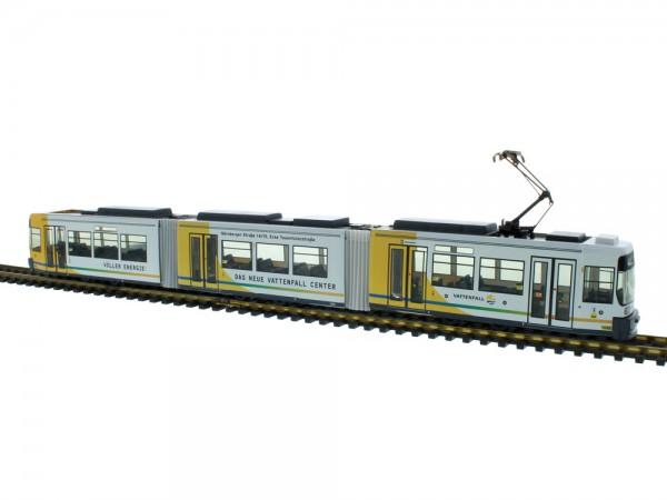 Adtranz GT6 BVG Berlin - Vattenfall, 1:87