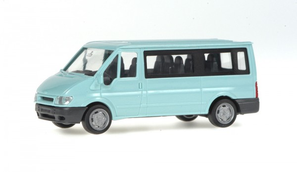 Ford Transit 2000 Bus neutral, 1:87