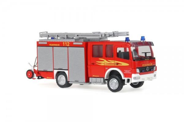 Schlingmann Mercedes Benz HLF 20/16 Feuerwehr Gildehaus, 1:87