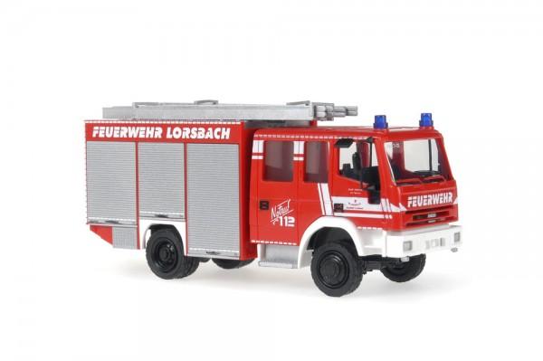 Iveco Eurofire Feuerwehr Lorsbach, 1:87