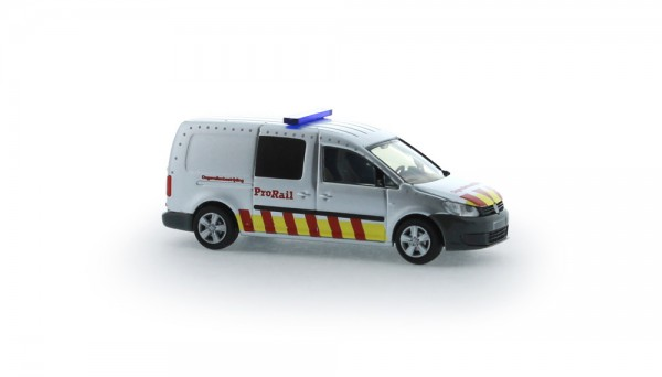 Volkswagen Caddy Maxi `11 Prorail (NL), 1:87