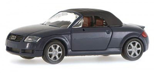 Audi TT Roadster mit Verdeck neutral, 1:87