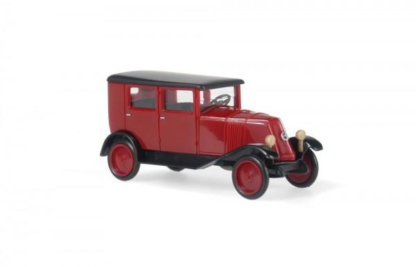 Renault NN1 Limousine schwarz rot, 1:87
