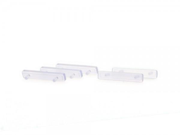 LED Balken für Pkw transparent (5 Stück), 1:87