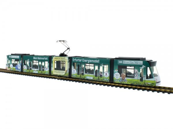 Siemens Combino EVAG - Stadtwerke Erfurt, 1:87