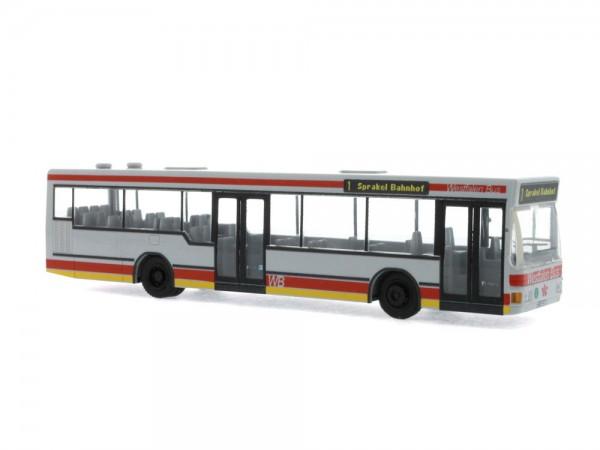 MAN NL 202-2 Westfalen Bus, 1:87
