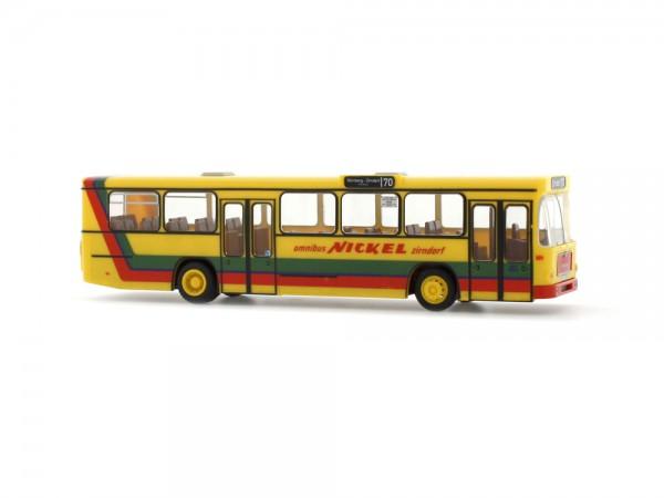 MAN SL 200 Omnibus Nickel Zirndorf, 1:87