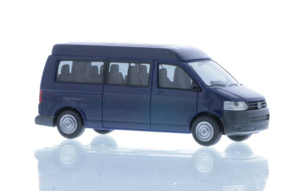 volkswagen t5 gp md lr bus farbig 1 87 pkw. Black Bedroom Furniture Sets. Home Design Ideas