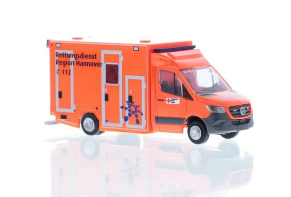 GSF RTW ´18 DRK Rettungsdienst Region Hannover, 1:87
