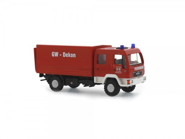 MAN Dekon-P Feuerwehr Tettnang, 1:87