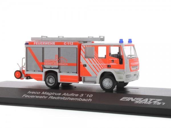 Iveco Magirus Alufire HLF 20 Feuerwehr Rednitzhembach, 1:87
