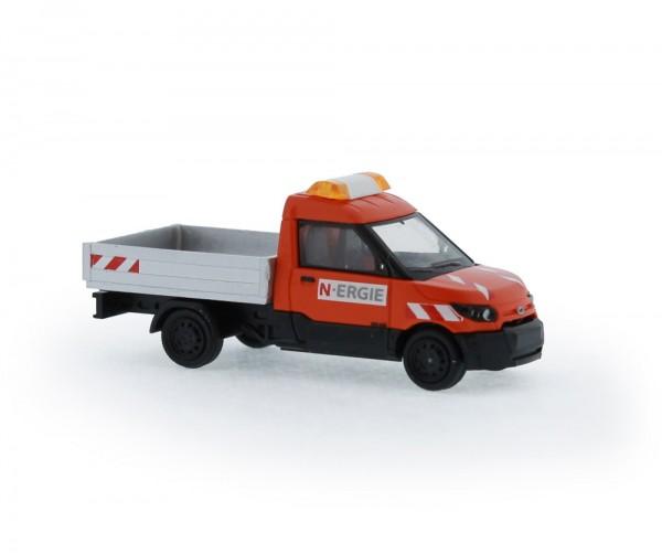 Streetscooter Work Pritsche N-ERGIE Nürnberg, 1:87